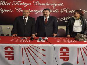 CHP Genel Başkan Yardımcısı Ayata:Kayseri'deki oy oranlarımızı artırmak istiyoruz