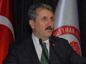 BBP'den Ankara için ittifak çağrısı