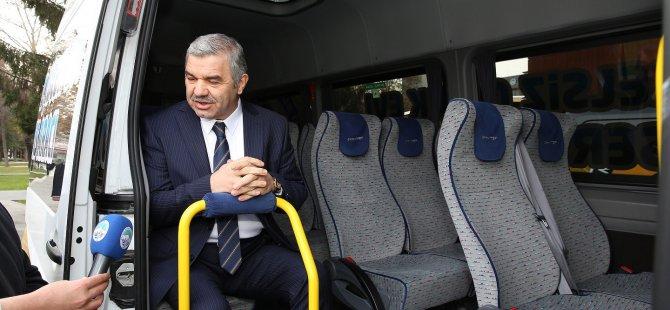 Başkan Çelik, Kayseri'yi engelsiz şehir yapma konusunda kararlı olduklarını söyledi