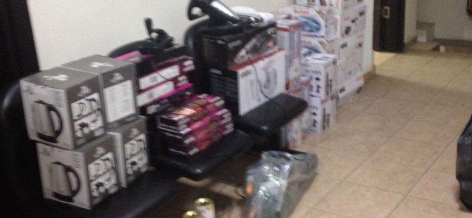 Kayseri'de market soyan 3 kişi yakalandı