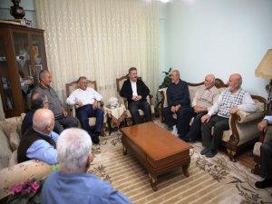 Başkan Büyükkılıç, Kayseri projelerini konusunda bilgiler verdi