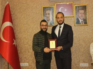 Ahmet Güneş, Ak Parti Melikgazi Belediye Meclis Üyeliğine Başvurdu