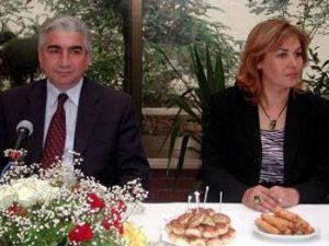 MHP'li Faruk Bal'ın eşinden rest