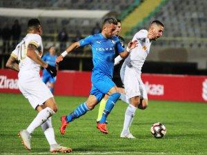 Kayserisporlu Kravets Kupa Maçında Golünü Attı