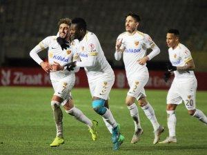 Kayserisporlu Bilal'den Kupa maçında şık gol