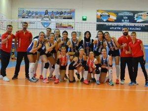 Kayseri OSB Teknik Koleji Atletikspor Mersin Üniversitesi'ni ağırlayacak