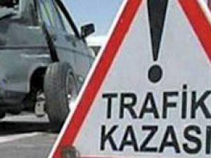 Kayseri'de Trafik Kazaları: 5 Yaralı