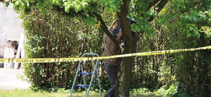 Develi Köşkpınar'da 55 yaşındaki adam kendini ağaca astı