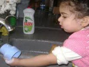 Melikgazi'de Bulaşık Parlatıcısını İçen Çocuk Zehirlendi