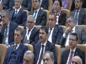 Başkan Büyükkılıç,'Cumhurbaşkanlığı Hükümet Sisteminde Yerel Yönetimler' Sempozyumunda