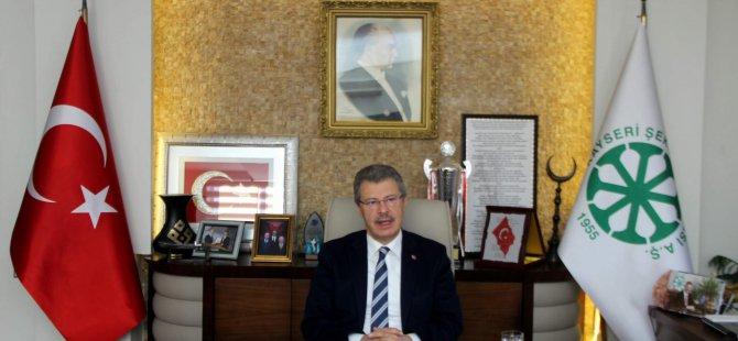 """Başkan Akay: """"Kayseri Şeker'in geleceğini teminat altına almak istiyoruz"""""""