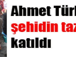 Bdp vekili Türk şehidin taziyesine katıldı