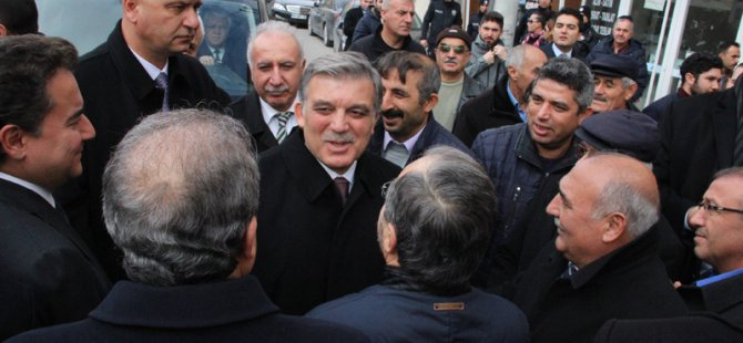 Abdullah Gül parti kuruyor?