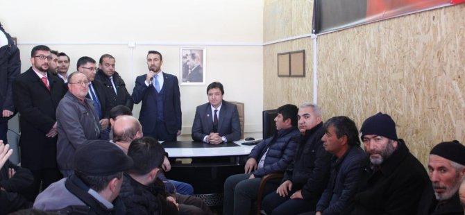 SP Hacılar Belediye Başkan Adayı Erdal Altun
