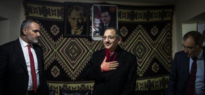Özhaseki, dedesinin Erzurum'da şehit olduğunu söyledi