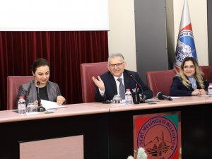 Kayseri'ye Basın Müzesi kuruluyor