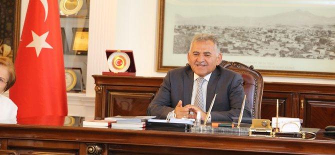 """Büyükkılıç """"Yeni Trend: Kapadokya Treni ile Anadolu Turu olacak"""""""