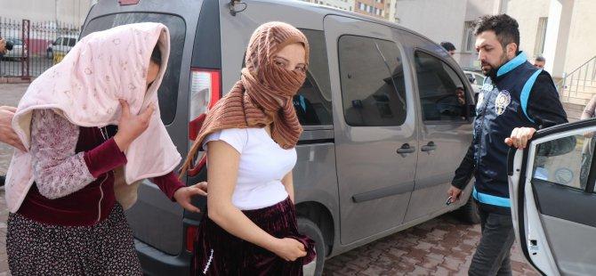 Kayseri polisinden büyük operasyon: 23 gözaltı