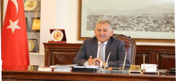Başkan Büyükkılıç'tan Kayseri'ye 20 millet bahçesi müjdesi