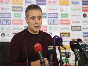 Ersun yanal Kayserispor maç sonrası açıklamalarda bulundu