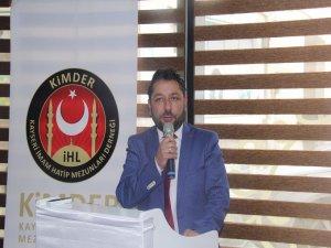KİMDER Başkanı Ahmet Yurtlu'dan İYİ Parti açıklaması: