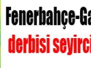 Fenerbahçe Galatasaray derbisi seyircisiz