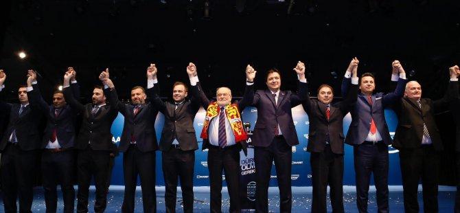 SP Kayseri Büyükşehir Belediye Başkanı Adayı Arıkan: