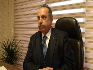 Mustafa Yalçın, Talas'ımızda çalmadık kapı bırakmayacağız