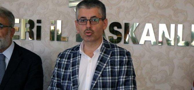 Ak Parti İl Başkanı Çopuroğlu'ndan açıklama: