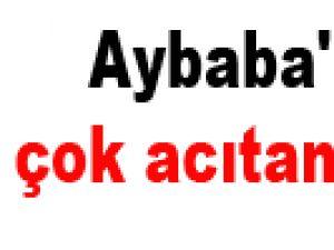 Aybaba'dan çok acıtan itiraf!