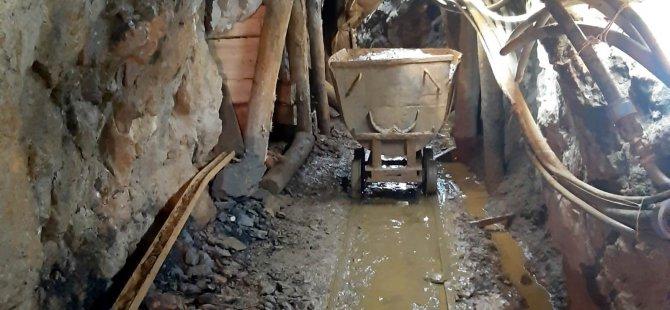 Yahyalı'da Yerin 90 metre altına düşen işçinin cesedine ulaştılar