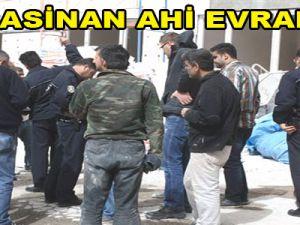 Ahi Evran'da: 9 Kattan Düşen İşçi Hayatını Kaybetti