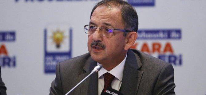 Mehmet Özhaseki'nden Kılıçdaroğlu'na okkalı cevap