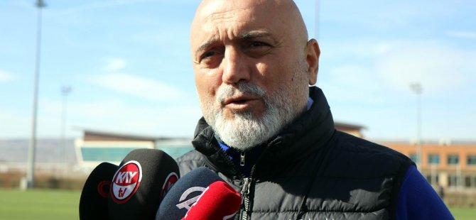 """Karaman: """"Rizespor maçında edilen küfürleri açarsam Türkiye ayağa kalkar"""""""