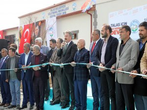 Talas Süleymanlı Mahallesine sosyal tesis