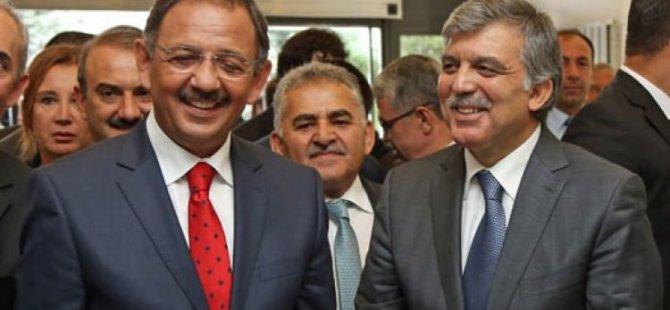 Özhaseki,Abdullah Gül parti kurarsa doğru bulmam