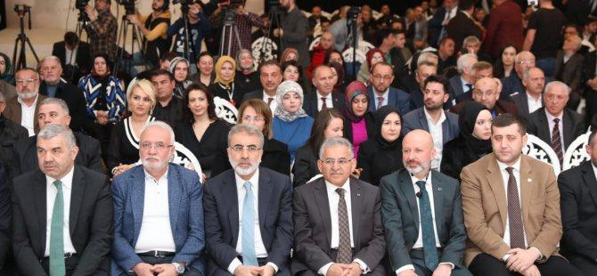 Başkan Çolakbayrakdar, dev projelerini açıkladı