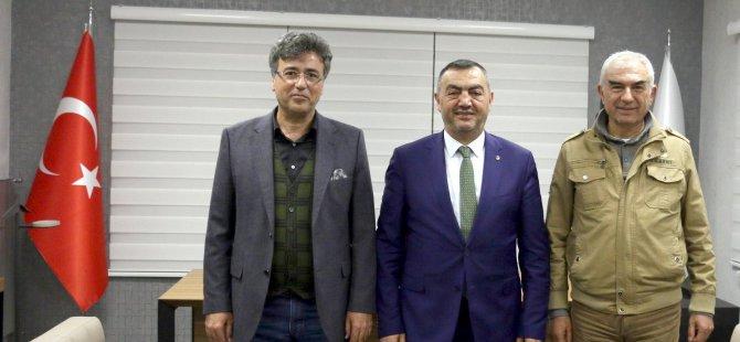 Mimarsinan Osb'de yeni Başkan Mehmet Karabulut oldu