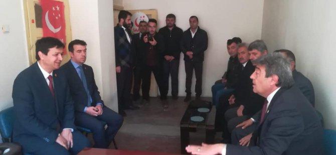 """Mahmut Arıkan : """"Gelin yüzlerimiz birlikte gülsün"""""""