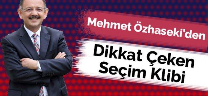 Özhaseki'nin Atatürklü klibi ses getirdi-video