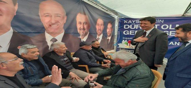 """Mahmut Arıkan: """"AK Parti yolun sonuna geldi"""""""