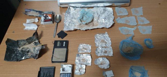 Kayseri'de Uyuşturucu operasyonu: 4 Kişi gözaltında