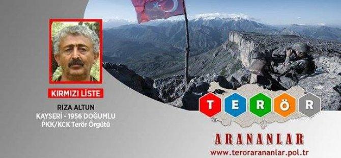 SARIZLI PKK'LI VURULDU