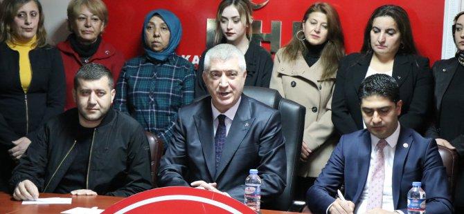 Kayseri MHP'den seçim açıklaması
