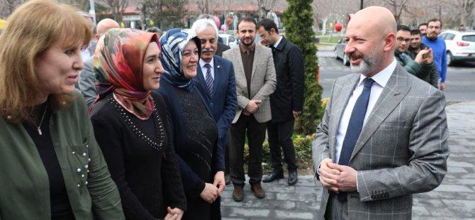 """Başkan Çolakbayrakdar: """"Aziz milletime teşekkür"""""""