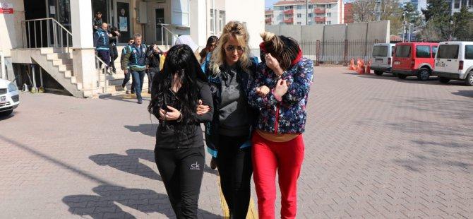 KAYSERİ'DE EŞ DEĞİŞTİRME REZALETİ AKIL ALMAZ TUZAKLAR
