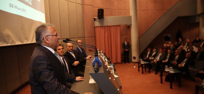 Büyükkılıç, KCETAŞ Genel Kurulu ile Yönetim Kurulu Başkanlığı'na seçildi