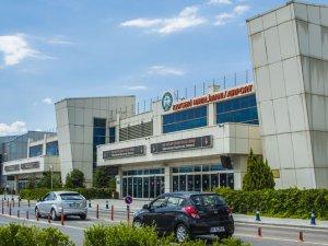 Erkilet Havalimanı Yolcu Rekoru Kırdı