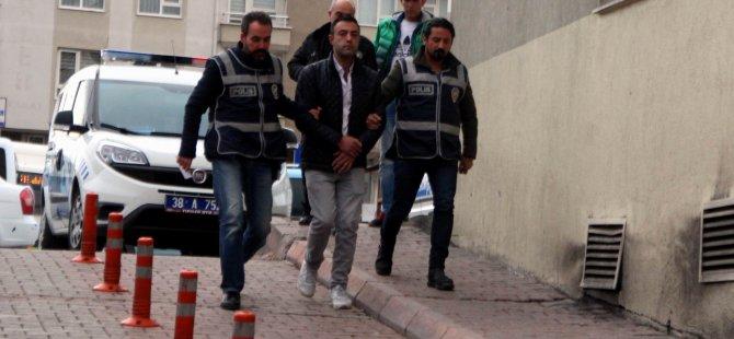 KAYSERİ POLİSİNDEN ŞAFAK OPERASYONU