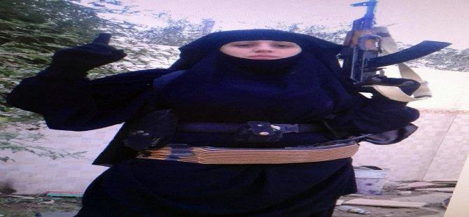 DEAŞ'lı Rus kadın,neden Kayseri'yi tercih ettiğini söyledi?